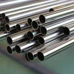 347 Stainless Steel Slot Round Tube