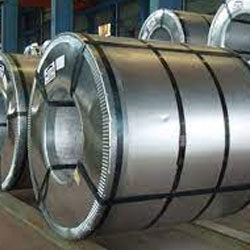Stainless Steel Embossed Coil