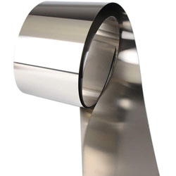 Cold Rolled Bright Thin Stainless Steel 304 Foil
