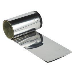 Super thin-Mirror stainless steel 304 Foil