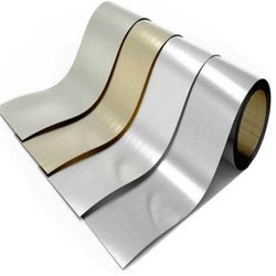 2B SUS Stainless Steel 347 Foil