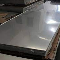 Stainless Steel 316Ti Embossed Plate